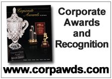 Corporate Awards Website
